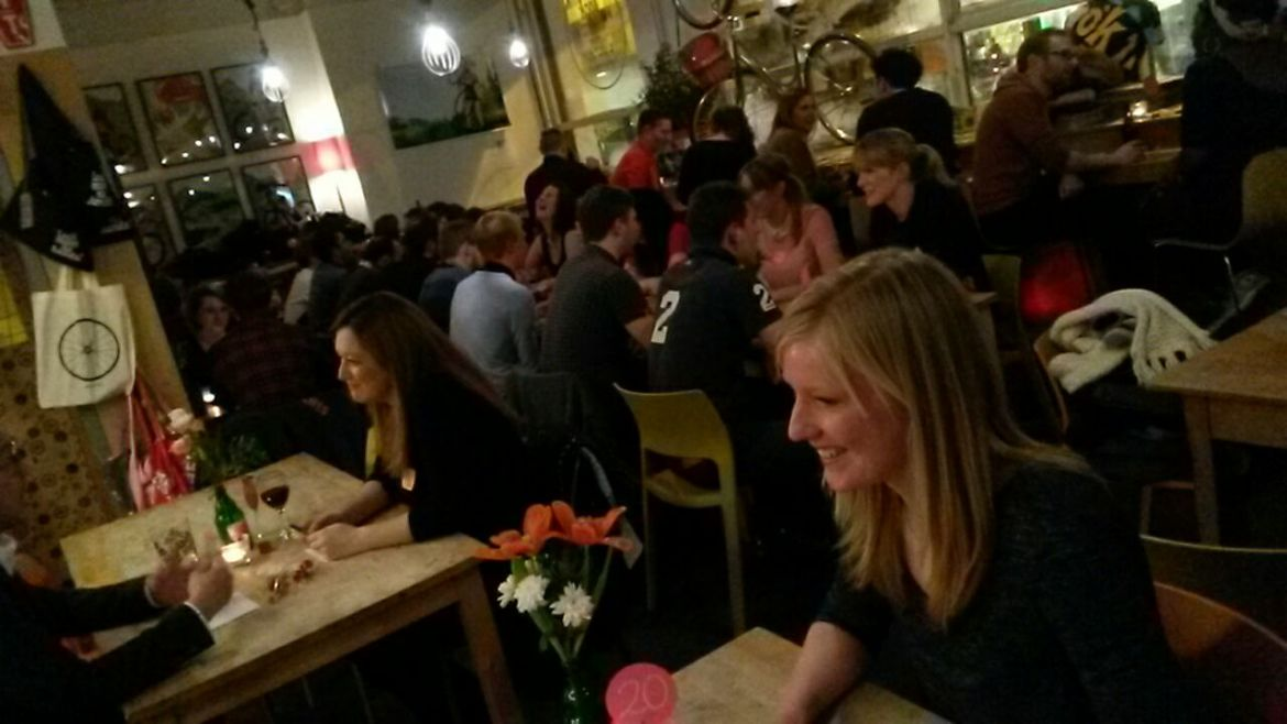 Cycle speed dating sydney